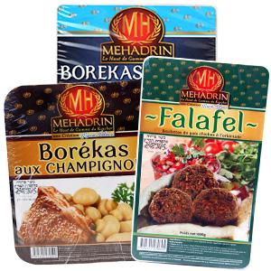 Borekas Falafel