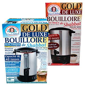 Bouilloire Shabat
