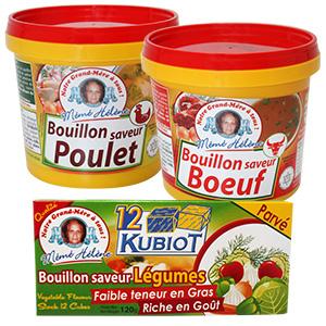 Soupe / Noodles / Bouillon